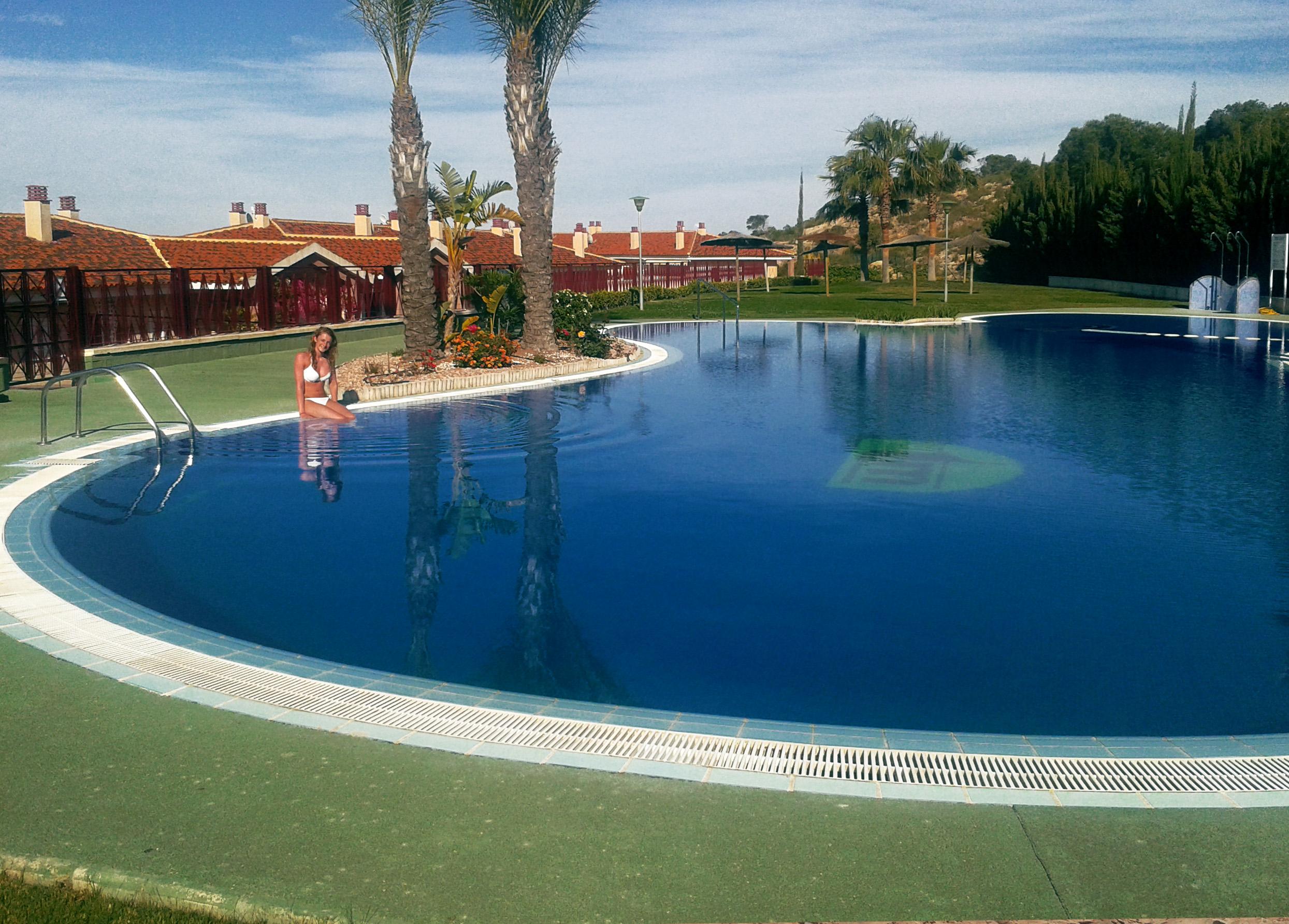 Attraktioner Badeferie I Spanien